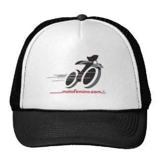 MotoFemina Hat