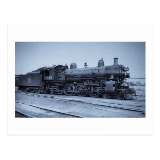Motor #5048 de GTW en Battle Creek, MI 1950 Tarjetas Postales