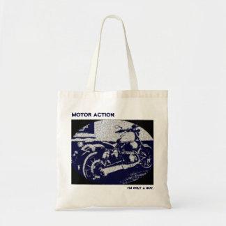 MOTOR ACTION TOTE BAG