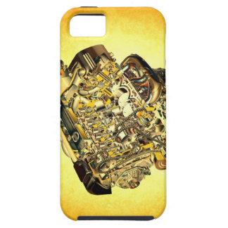 Motor Art2 iPhone 5 Protector