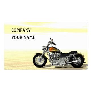 Motor Bike Business Card