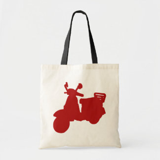 Motor Bike Canvas Bag