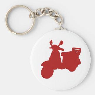 Motor Bike Keychain