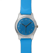 Motor Blue Watch