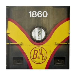Motor BMH del tren Azulejo Cuadrado Pequeño