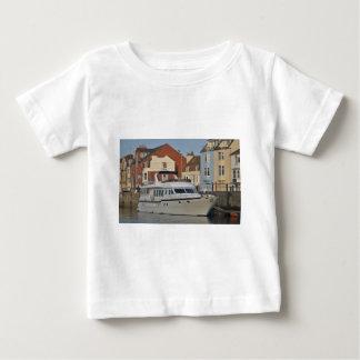 Motor Boat In Weymouth Baby T-Shirt