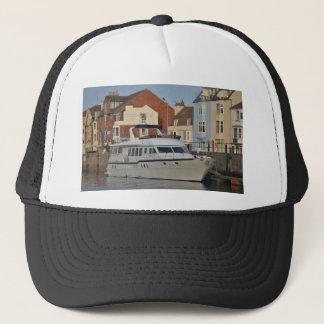 Motor Boat In Weymouth Trucker Hat