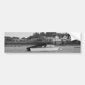 Motor Boat Jane Bumper Sticker