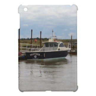 Motor Boat Panther At Southwold iPad Mini Cover