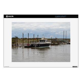 "Motor Boat Panther At Southwold Skins For 15"" Laptops"