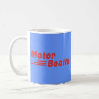 Motor Boatin Taza De Café