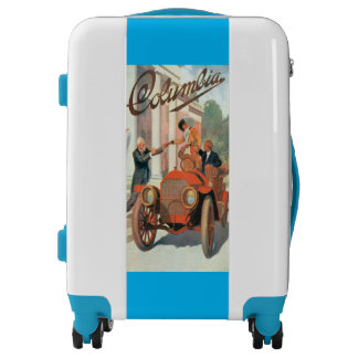 Motor Car Art Luggage