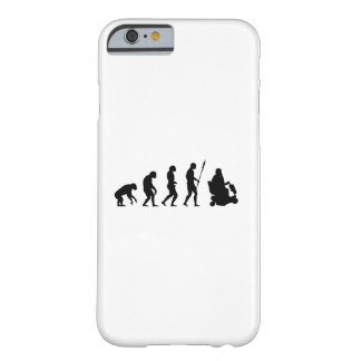 motor cart evolution barely there iPhone 6 case