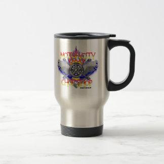 Motor City Chop Shop Travel Mug