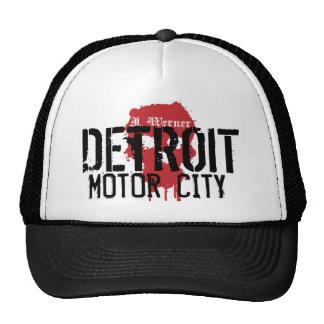 Motor City Hat