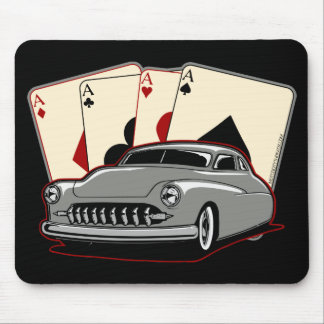 Motor City Lead Sled Mouse Pad