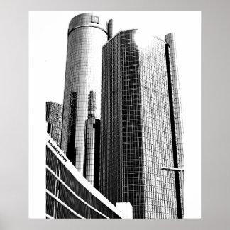 Motor City Poster