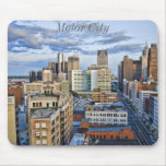 Motor City Saturation Mouse Pads