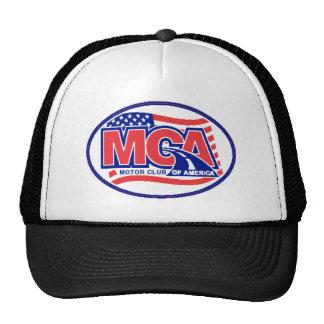 Motor Club Of America Mesh Hat