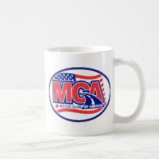 Motor Club Of America Mug