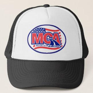 Motor Club Of America Trucker Hat