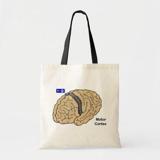 Motor Cortex Canvas Bag