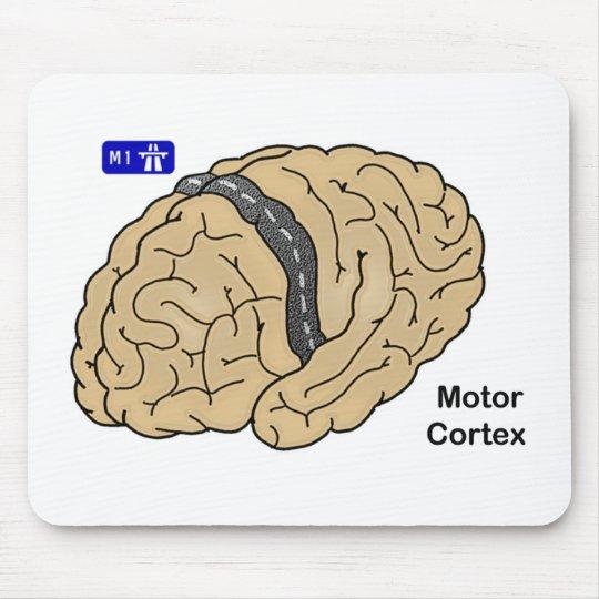 Motor Cortex Mouse Pad