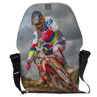 Motor cross bag