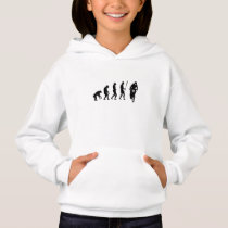 motor cross evolution hoodie