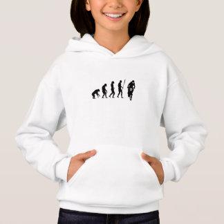 motor cross evolution hoodie