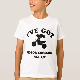 motor cross skill gift items T-Shirt