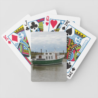 Motor Cruiser Grace Bicycle Playing Cards