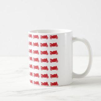 Motor-Cycle-Flag-Sport Coffee Mug