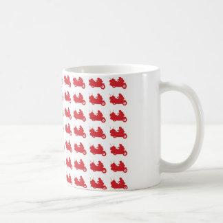 Motor-Cycle-Flag-WING Coffee Mug
