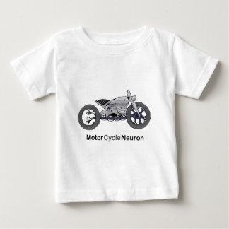 Motor Cycle Neuron Baby T-Shirt