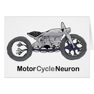 Motor Cycle Neuron Card