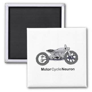 Motor Cycle Neuron Magnet