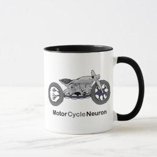Motor Cycle Neuron Mug