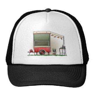 Motor Cycle Trailer Camper Trucker Hat