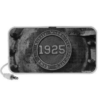Motor de 1925 trenes PC altavoces