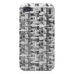 Motor de diferencia de Babbage iPhone 4 Cárcasas
