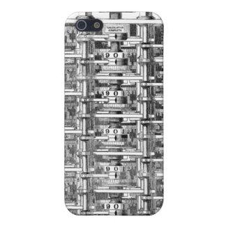 Motor de diferencia de Babbage iPhone 5 Fundas