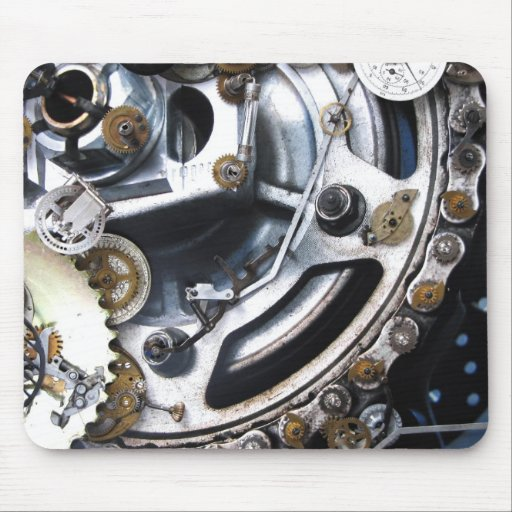Motor de diferencia MousePad Tapetes De Raton