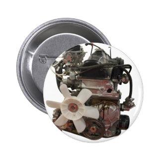 Motor de gasolina pin