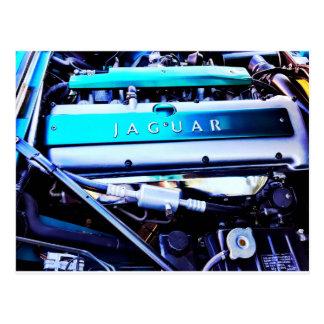 Motor de Jaguar Postal