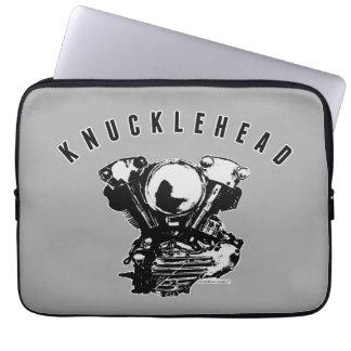 Motor de la motocicleta del Knucklehead de Harley Manga Portátil