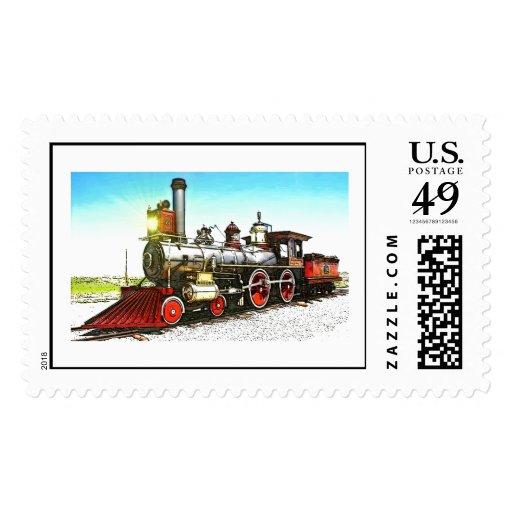 Motor de vapor 119 sellos