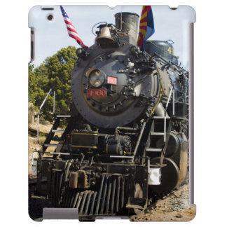 Motor de vapor ferroviario del Gran Cañón 4960 Funda Para iPad