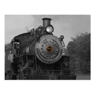 Motor de vapor postales