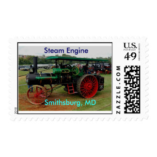 Motor de vapor, Smithsburg, MD Franqueo
